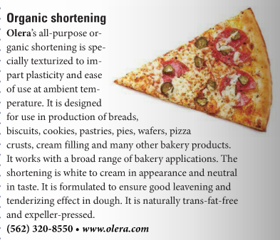 Baking & Snack Organic Shortening Feature Apr 2015
